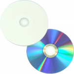 DVD-R Taiyo Yuden Thermal HUB Printable Branco 4.7GB(16x) (Pino)