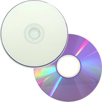 DVD+R Disc+ InkJet HUB Printable Branco 8.5GB(8x) (Dual Layer) (Pino)