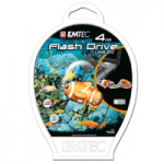 Pen Drive Emtec Animals 4GB - Clown Fish