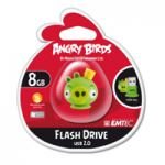 Pen Drive Emtec Angry Birds 8GB - King Pig