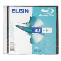 Blu-ray Disc Elgin Lacrado 25GB (4x) - BD-R